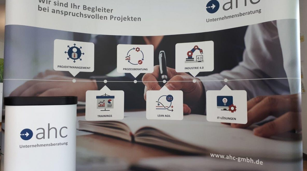 Messestand_ahc GmbH